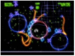 Geometry Wars: Touch for iPad