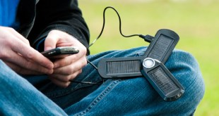 Kiwi U-Powered Solar Charger