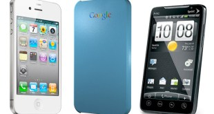 iPhone 4, Google's next-phone, HTC EVO