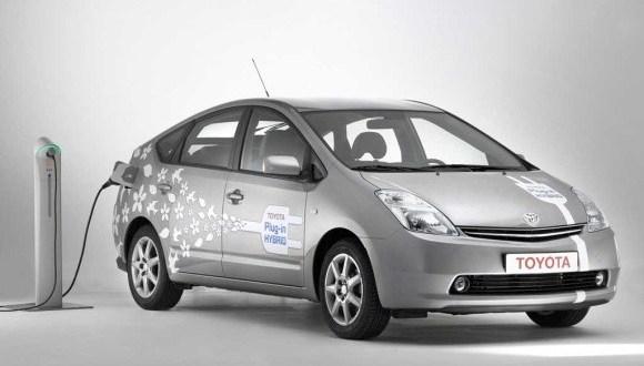 Toyota Prius Plug-In Hybrids