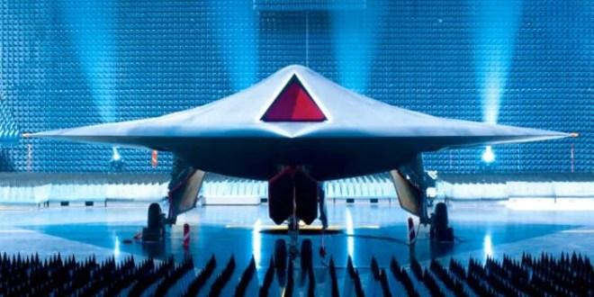 Taranis unmanned jet