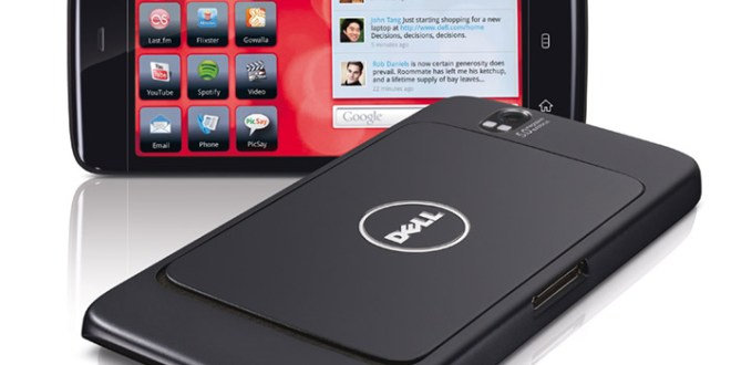 Dell Streak Android Tablet on AT&T