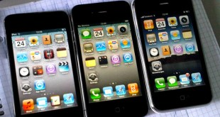 iPod, iPhone 4 and iPhone 3GS Photo: Flickr/