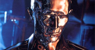 Liquid metal terminator from the movie