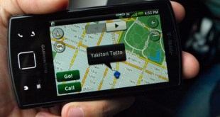 Garmin's Android-based navigation smartphone