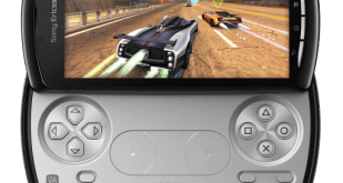 Xperia PLAY_Black_CA01_screen1