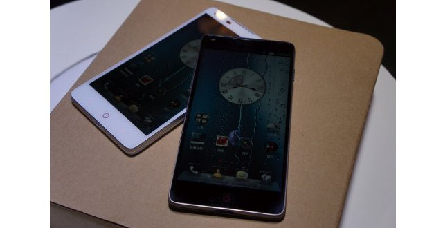 zte nubia z5 launched in China