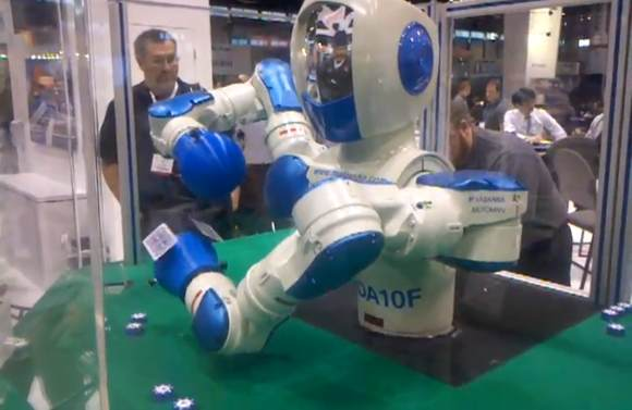 blackjack robot