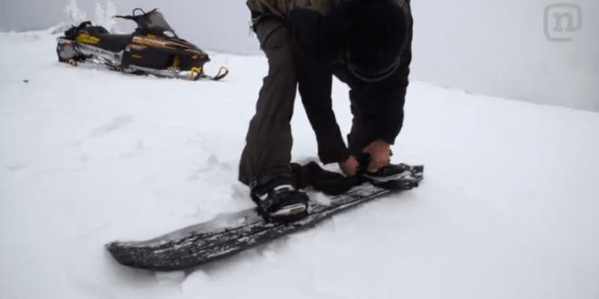 signal snowboard 3d printed snowboard