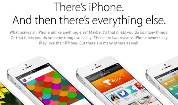 iphone vs s4