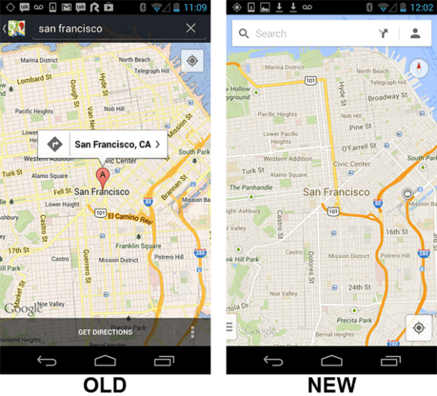 new-gogle-maps