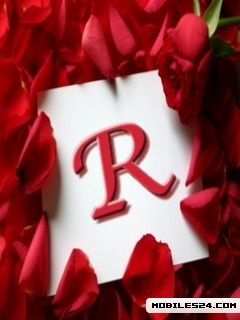 Letter R Free 240x320 Wallpaper download - Download Free Letter R HD 240x320 Wallpapers to your ...