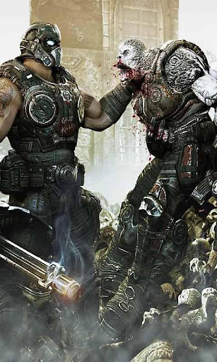 Gears of War 3 Live Wallpaper Free Android Live Wallpaper download - Download the Free Gears of ...