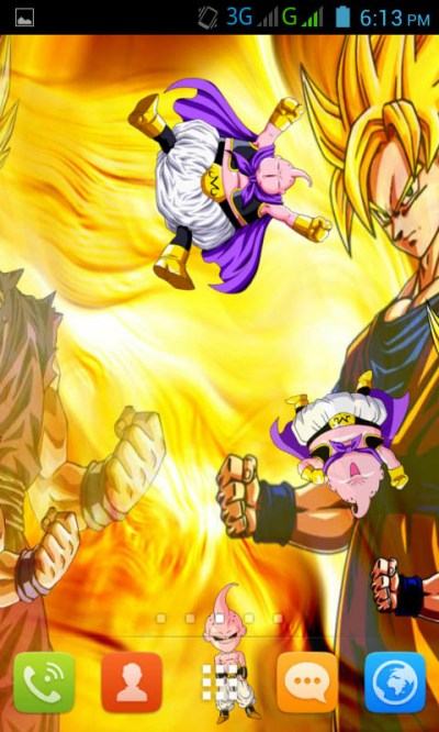 Dragon Ball Live Wallpaper Free Android Live Wallpaper download - Download the Free Dragon Ball ...