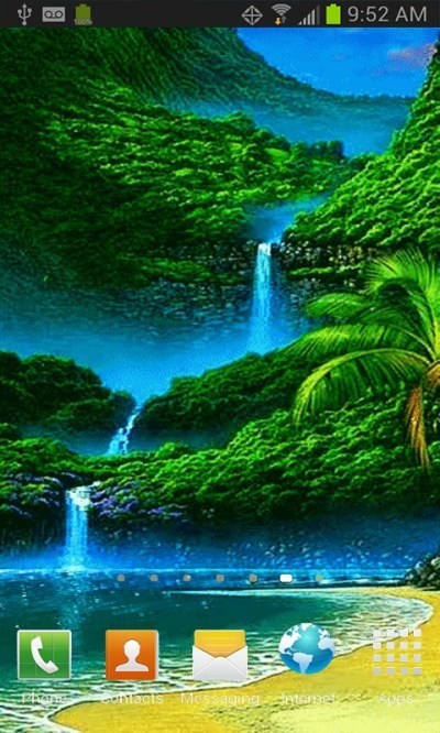 Green Nature Live Wallpaper Free Android Live Wallpaper download - Download the Free Green ...