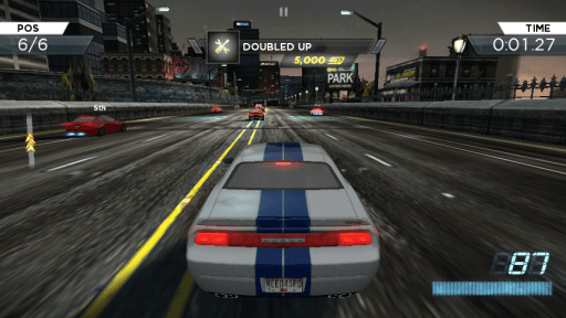 Cherry Mobile Blaze Screencaps Need for Speed Most Wanted