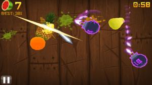 Cherry Mobile Blaze Screencaps Fruit Ninja