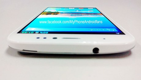 MyPhone Quad Core Android Phablet Leak White
