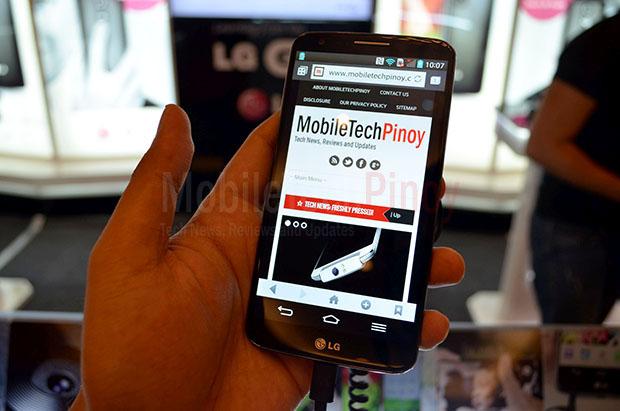 LG G2 MobileTechPinoy