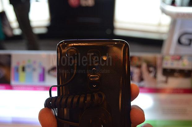 LG G2 Rear Key