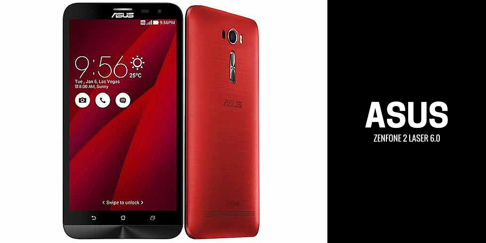 ASUS Zenfone 2 Laser 6.0 (ZE601KL) Now in the Philippines!