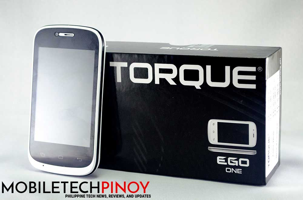 Torque Ego One Review: Because Everyone Needs a Beater Phone