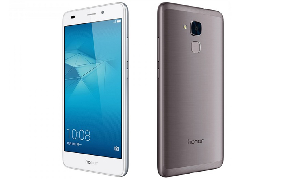 Huawei Honor 5C Announced with 5.2 Inch Screen and Home-baked Kirin 650 SoC