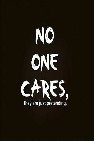 Download No One Cares IPhone Wallpaper Mobile Wallpaper | Mobile Toones
