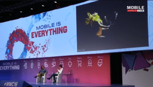 MWC16 Keynote Getty Images