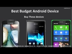 Best Budget Android Device which can make your business and family life happy
