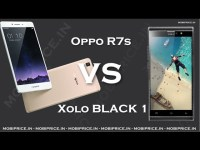 Compare Online Oppo R7s VS Xolo BLACK 1X Price, Specification, Review