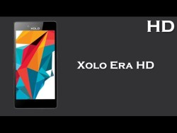 Xolo Era HD launched with 5.0 Inch Display 2500mAh battery, 1GB RAM, Android 5.1 Lollipop