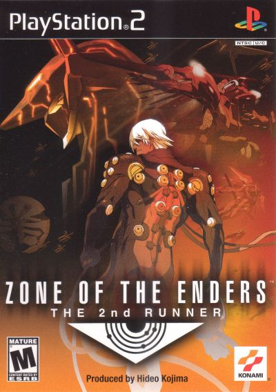 Zone of the Enders: The 2nd Runner for PlayStation 2 (2003) - MobyGames