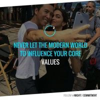 What's Your core value? Follow @mightofcommitment for #motivation #inspiration #quotes