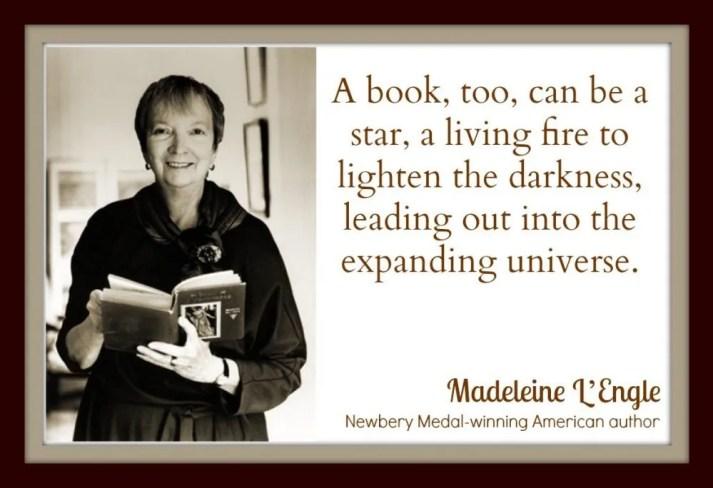 Reading_MadeleineL'Engle