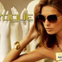 Óculos Vogue primeira linha, sofisticação e moda