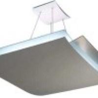 Luminárias para teto em materiais e modelos diferentes