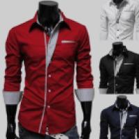 Camisa masculina social: moda para homem de estilo