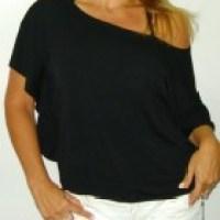 Você na moda com blusa ombro caído, modelos incríveis