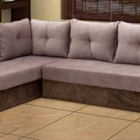 Conforto com sofá cama de canto, veja como