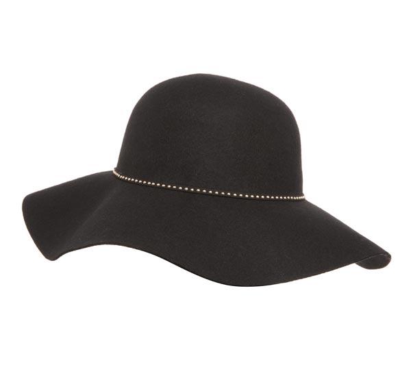 sombrero: 10 euros