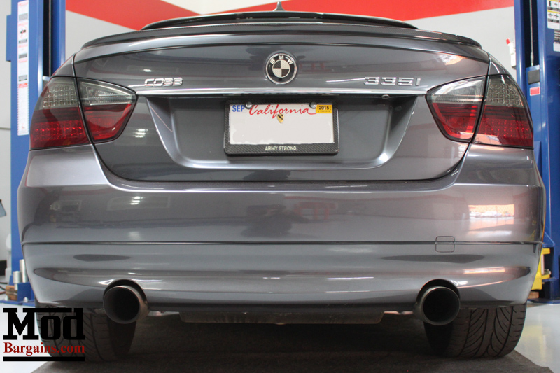 best exhausts for bmw 335i e92 e90 e93 coupe sedan cabrio cobb cat back exhaust for 2007 13 bmw 335i is e90 e92 e93 w dual 4in tips one of the best sounding systems around this setup provides the big 4″ tips