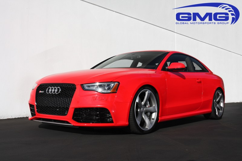 GMG Racing Lowering Springs for B8 Audi S5 A5