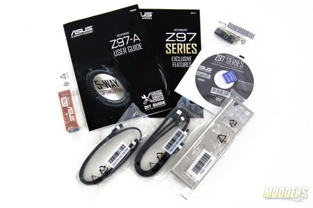 ASUS Z97-A Accessories