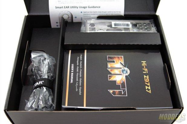 Biostar Hi-Fi Z97Z7 Motherboard Box Packaging