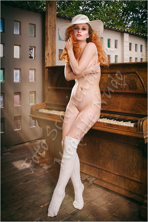 Foxy Cherry modella Cracovia