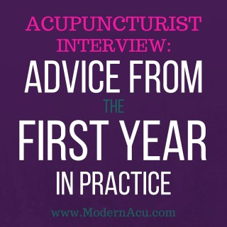 Modern Acupuncture Marketing Advice from the First Year in Practice Mara Carlini