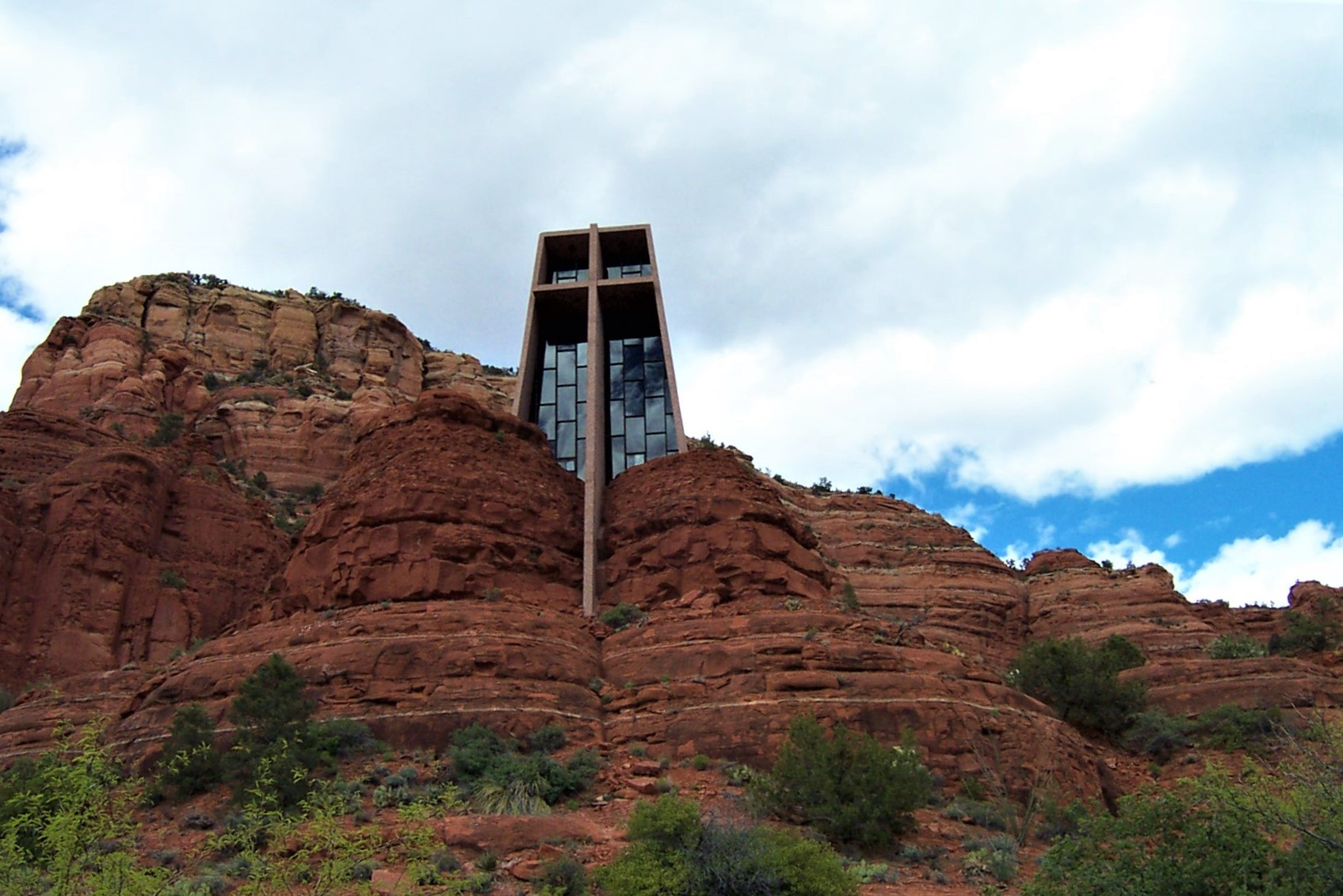Chapel Of The Holy Cross  Sedona, AZ