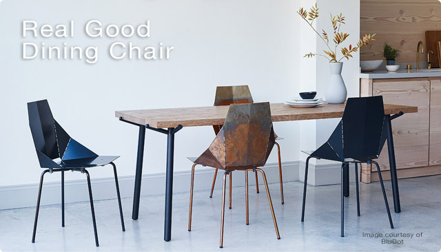 Real Good Dining Chair Cool Restaurant Chairs Modern Digs37