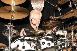 Rick Van Horn of Jay & the Americans : Modern Drummer
